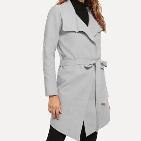 Jackets & Blazers - ❌DONATED❌Solid Waterfall Outerwear Coat